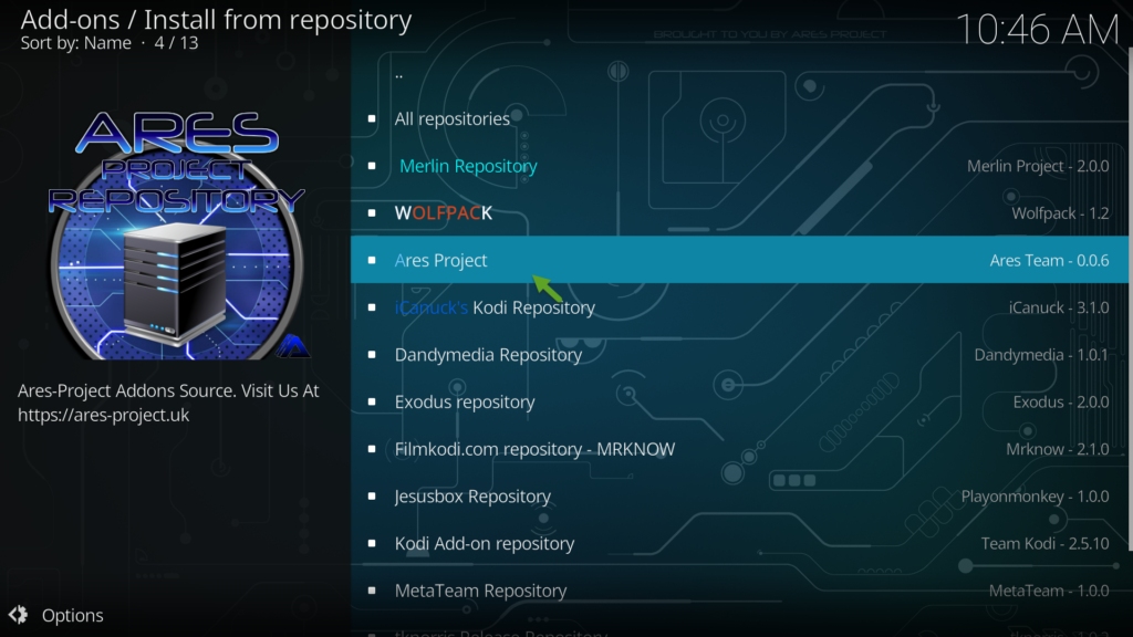 Covenant Is A Top Best Exodus Replacement Kodi 17 Krypton Add-on
