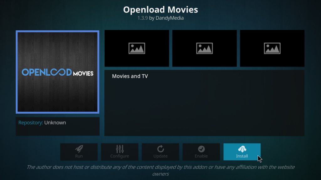 Image result for Openload Movies on Kodi