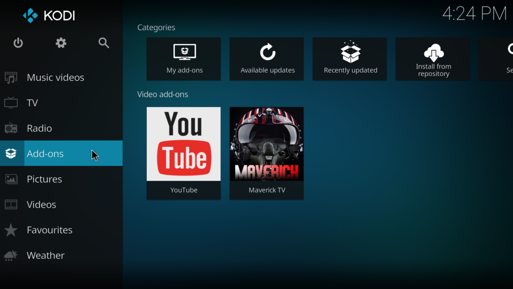 How To Install Maverick TV Add-on ON Kodi – Your Streaming TV