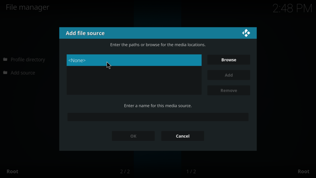 spinz tv how to add a repo source