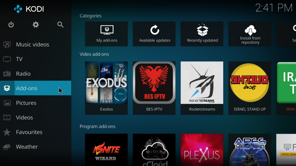 How To Install Exodus On Kodi 17 – Your Streaming TV