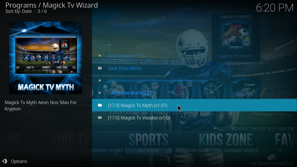 how to download movies from kodi with exodus add-on