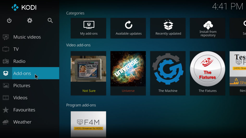 How to Install Not Sure Kodi Add-on – Your Streaming TV