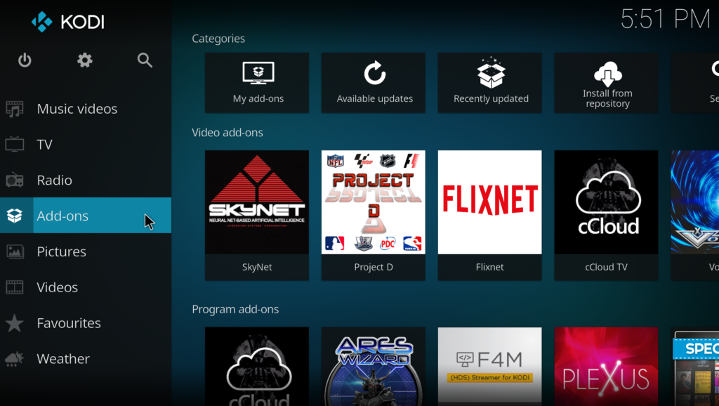 How To Install Skynet Sports Add-on On Kodi – Your Streaming TV