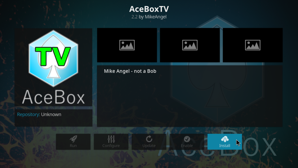 How To Install AceBox TV Add-on On kodi Krypton – Your