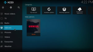 how to add discovery channel on kodi