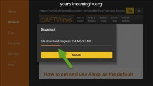 How To Install Wuffy Media Player On FireStick & Fire TV & Fire TV
