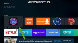 How To Install Live Lounge HD APK For FireStick & Fire And