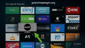 How To Install Pluto TV APK APP On A FireStick Or Fire TV