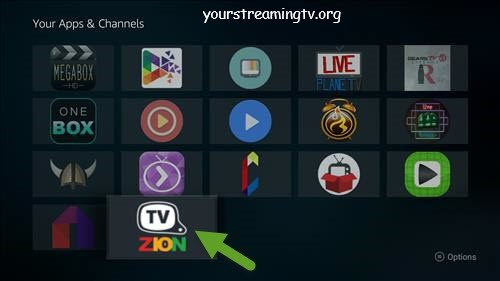 TV Zion APK APP – Your Streaming TV