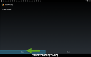 How to install TVTap On Android – Your Streaming TV