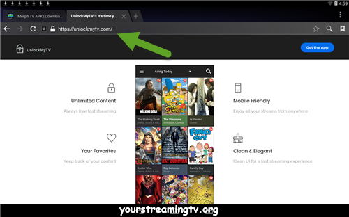 UnlockMyTV – Your Streaming TV