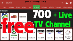 Best Free Live TV APK For Android Box 2019 – Your Streaming TV