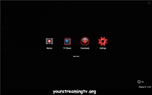 browser apk for android tv